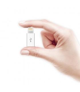 Преходник Micro USB към Iphone 5 6 7 и 8 - 5