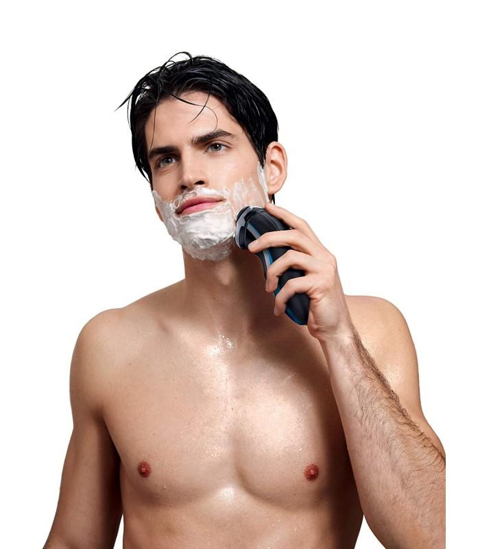 Безжична електрическа самобръсначка за мъже - 4