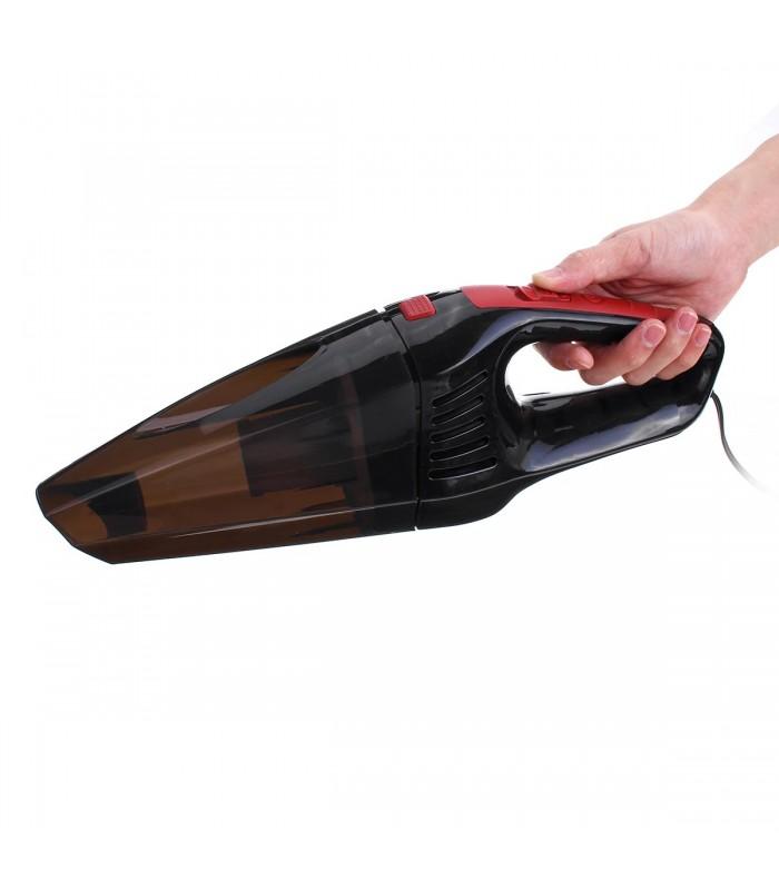 Прахосмукачка за кола с ХЕПА филтър 120W - 7