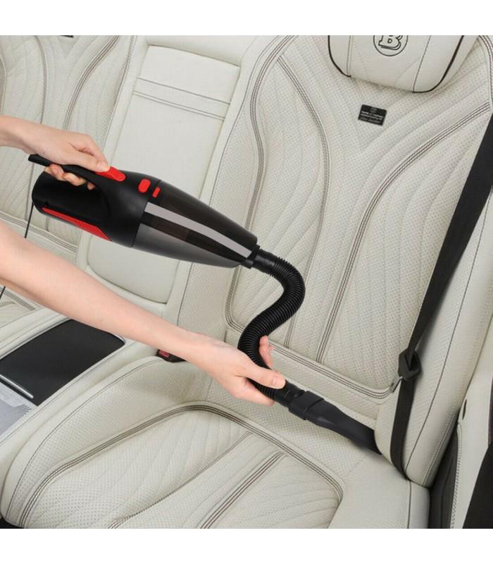Прахосмукачка за кола с ХЕПА филтър 120W - 4