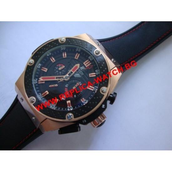 Hublot Formula 1 King Power F1 RED GOLD Class AAA quartz