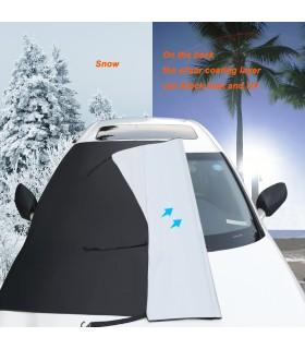 Протектор за предно стъкло на автомобил - 1