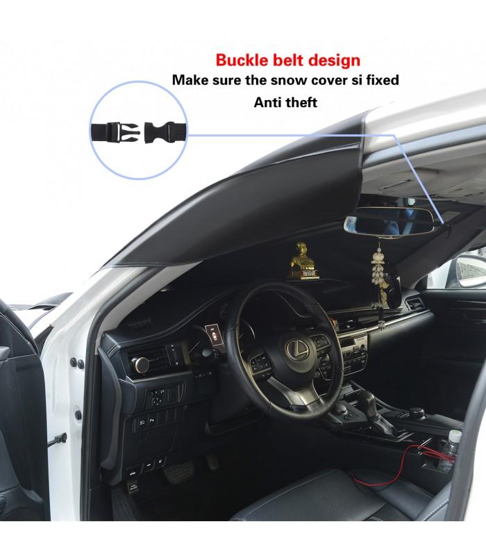 Протектор за предно стъкло на автомобил - 10