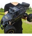 Голям офроуд джип с дистанционно управление 4x4