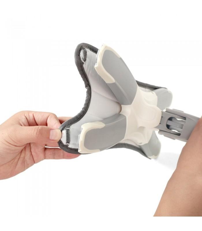 Х-образен моп с за под с дръжка за изцеждане на водата - 9