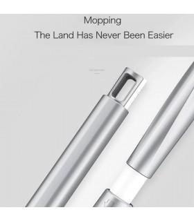 Х-образен моп с за под с дръжка за изцеждане на водата - 11