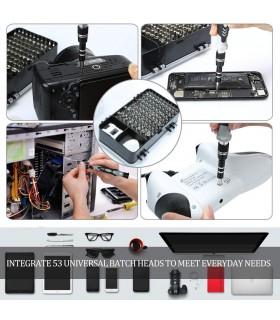 Комплект 115 в 1 инструменти за телефони - 3