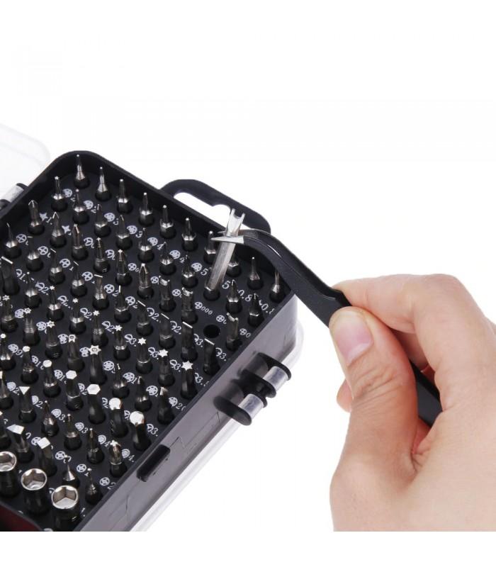 Комплект 115 в 1 инструменти за телефони - 6