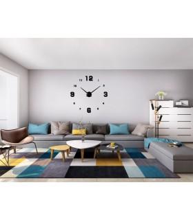 Стенен часовник с 3Д цифри - модел 4205 - 4