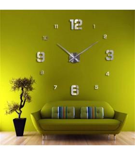 Стенен часовник с 3Д цифри - модел 4205 - 5