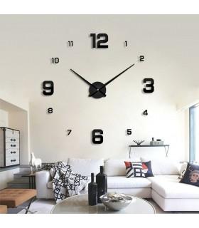 Стенен часовник с 3Д цифри - модел 4205 - 1