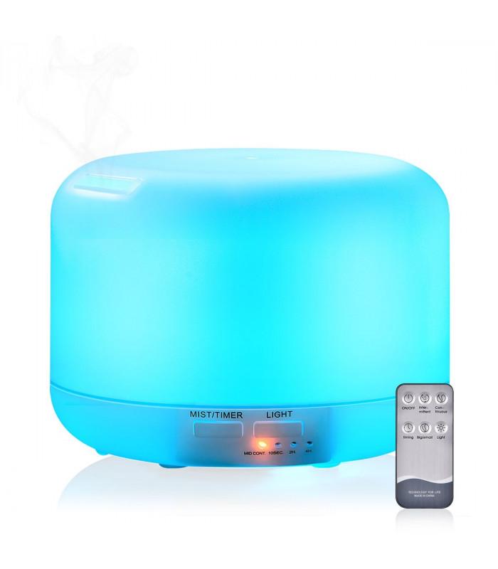 Ултразвуков дифузер за етерични масла - 3