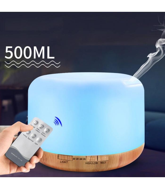 Ултразвуков дифузер за етерични масла - 11