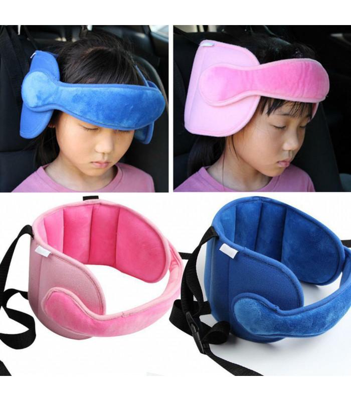 Регулируема детска възглавница за кола - 1