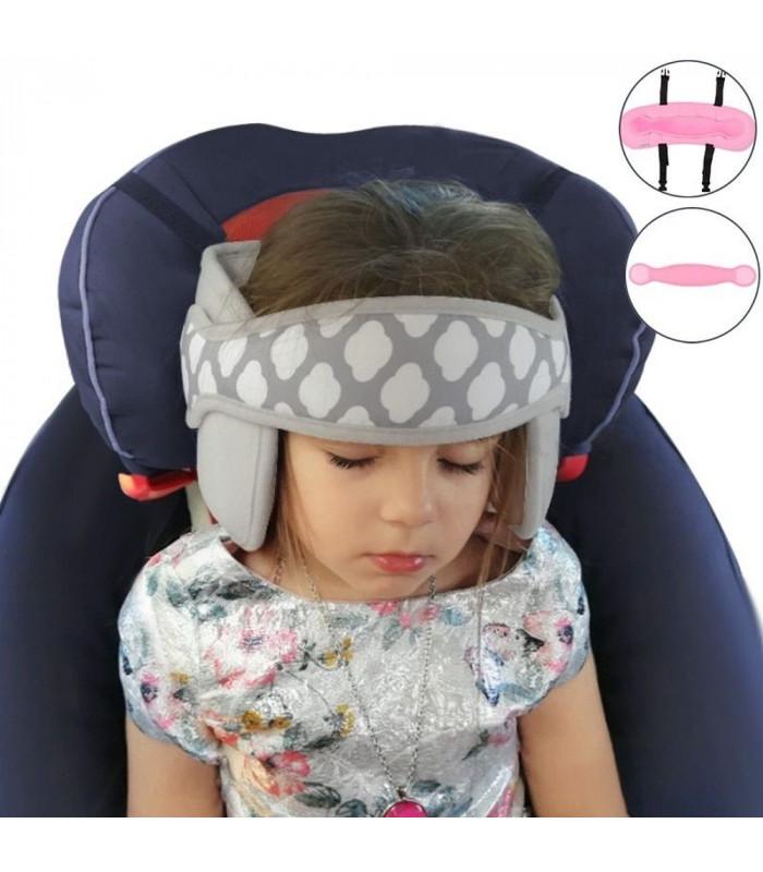 Регулируема детска възглавница за кола - 3
