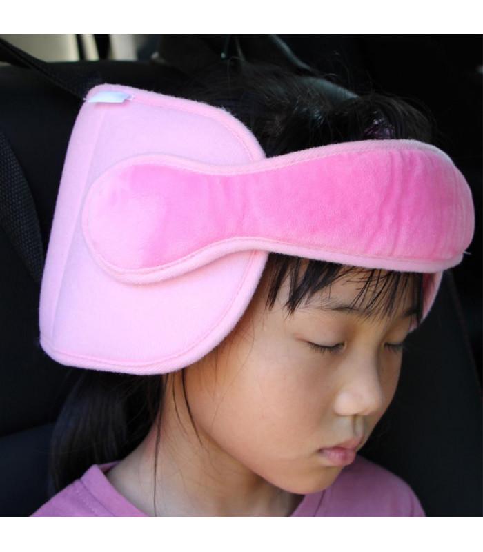 Регулируема детска възглавница за кола - 7