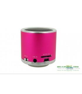 Мини MP3 тонколонка с радио FM / KD - MN02 KAIDAER /