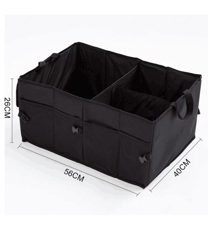 Куфар (органайзер) за багажник 56x40x26 см - 9