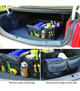 Куфар (органайзер) за багажник 56x40x26 см - 2
