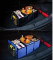 Сгъваем органайзер за автомобилен багажник с термо отделение