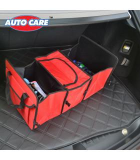 Сгъваем органайзер за автомобилен багажник с термо отделение - 3