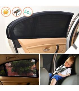 Сенници за коли за страничните стъкла и задната врата