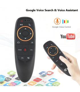 Безжична мишка Air Mouse G10 за смарт телевизор TV BOX - 1