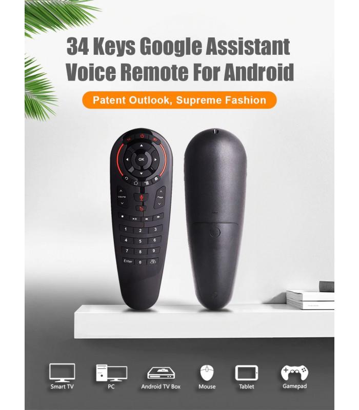 Air Mouse безжична мишка с 33 бутона за Smart TV или TV Box - 7