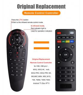 Air Mouse безжична мишка с 33 бутона за Smart TV или TV Box - 9
