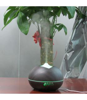 Дифузер за ароматерапия с етерични масла и LED светлини - 3
