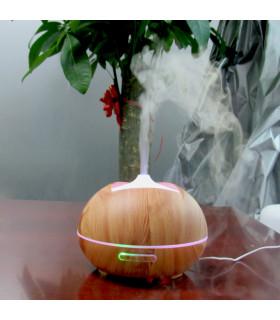 Дифузер за ароматерапия с етерични масла и LED светлини - 4