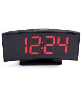 Настолен часовник със зелени цифри - модел 3621 - 2