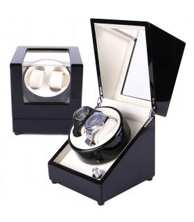 Кутия за навиване на 2 автоматични часовника - 1
