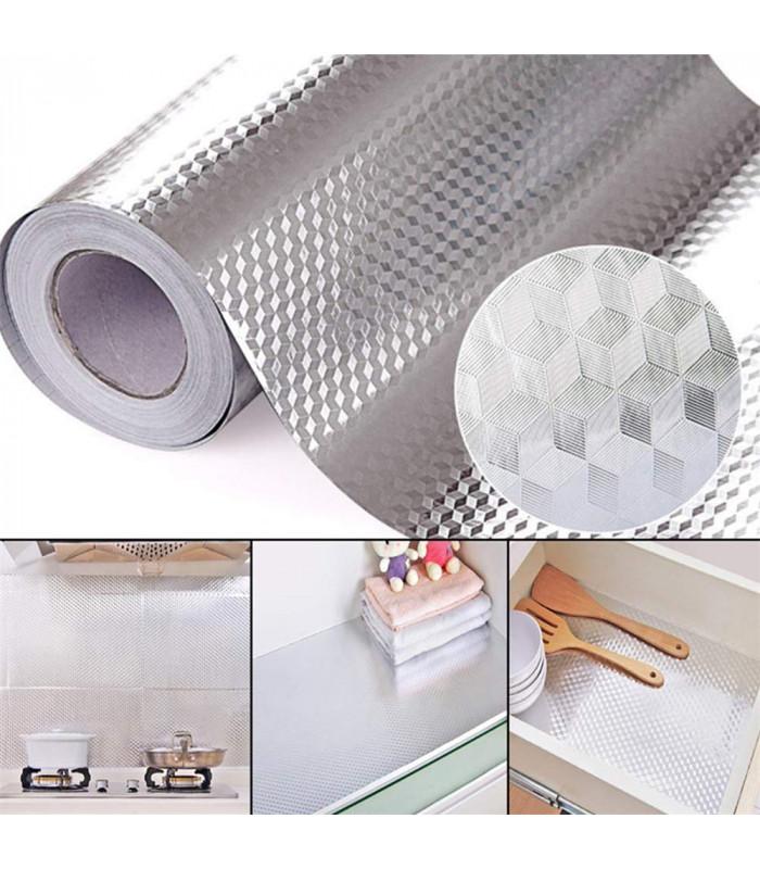 Самозалепващо алуминиево фолио за плот - 11