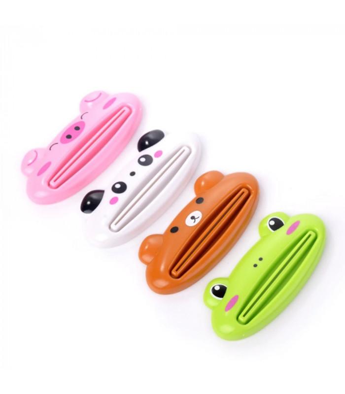 Детска изстисквачка за паста за зъби - животинче - 9