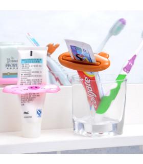 Детска изстисквачка за паста за зъби - животинче - 4