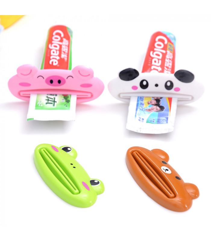 Детска изстисквачка за паста за зъби - животинче - 2