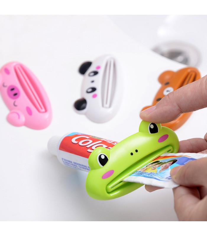 Детска изстисквачка за паста за зъби - животинче - 1