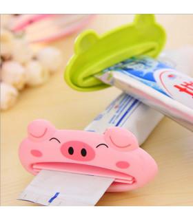 Детска изстисквачка за паста за зъби - животинче - 7