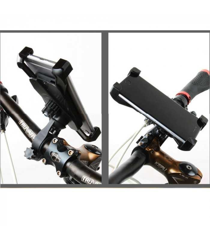 360° Универсална стойка за телефон за велосипед - 4