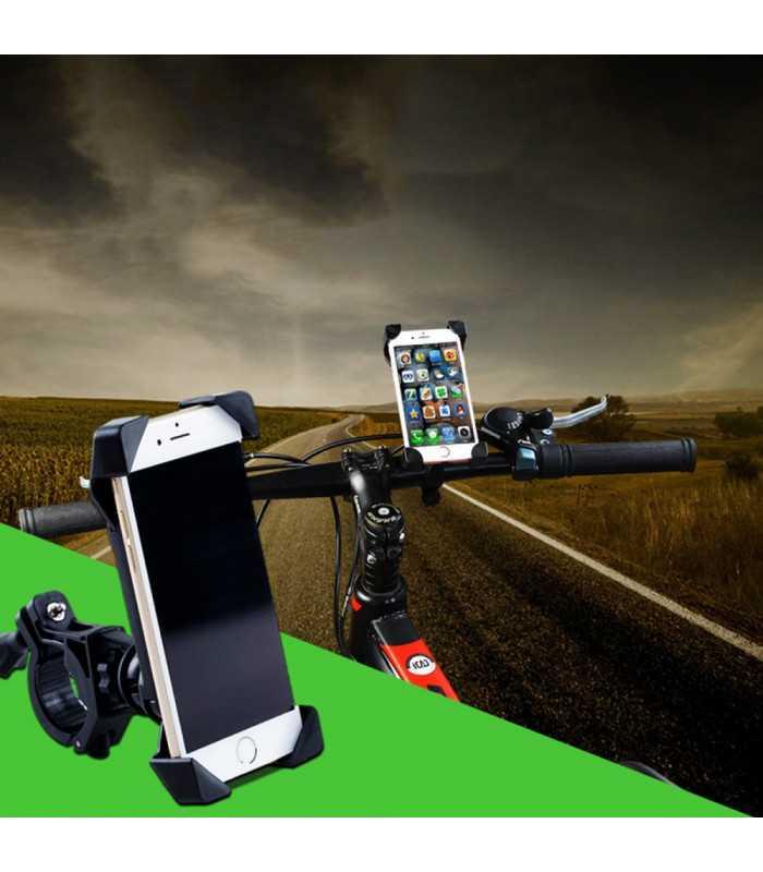 360° Универсална стойка за телефон за велосипед - 6