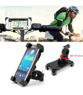 360° Универсална стойка за телефон за велосипед - 8