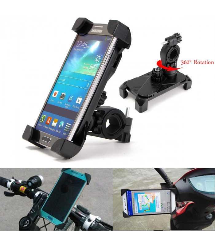 360° Универсална стойка за телефон за велосипед - 10