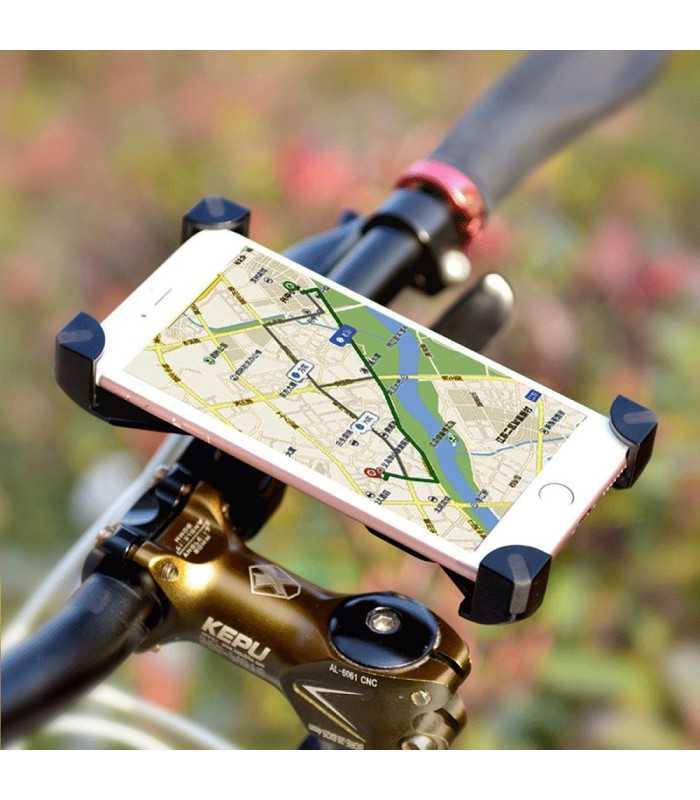 360° Универсална стойка за телефон за велосипед - 11