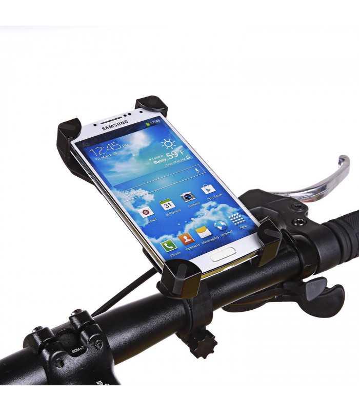 360° Универсална стойка за телефон за велосипед - 5