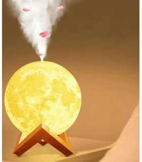 3D дифузер Луна със стойка - 1