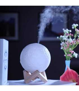 3D дифузер Луна със стойка - 5