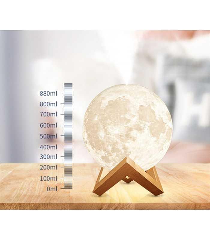 3D дифузер Луна със стойка - 12