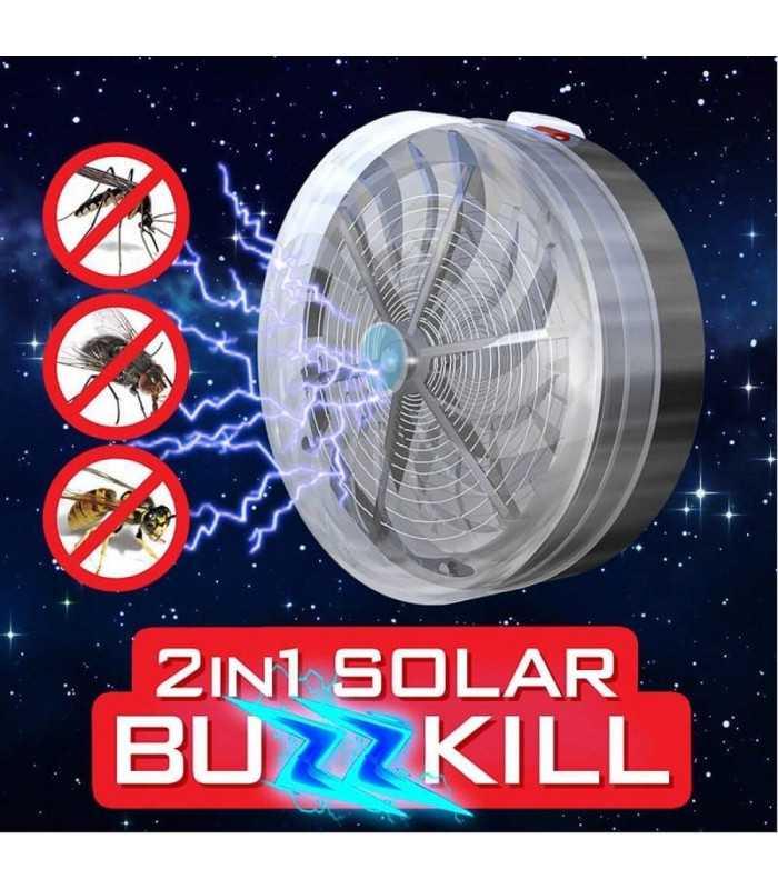 Соларен уред против за мухи и комари - 1