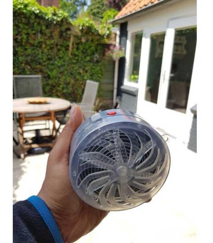 Соларен уред против за мухи и комари - 7